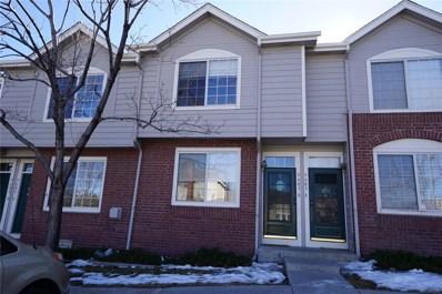 9603 W Chatfield Avenue UNIT D, Littleton, CO 80128 - MLS#: 1648065