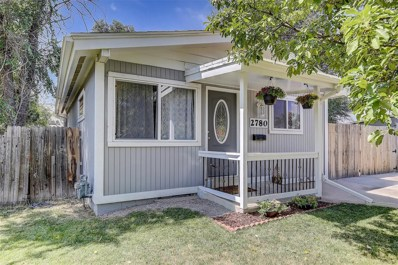 2780 W 1st Avenue, Denver, CO 80219 - MLS#: 1650096