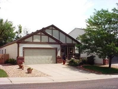 20581 Willowbend Lane, Parker, CO 80138 - MLS#: 1651065