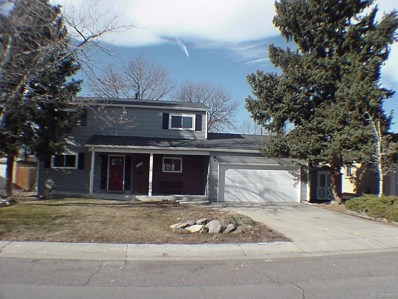 6033 Pierson Street, Arvada, CO 80004 - MLS#: 1658748