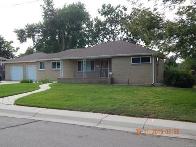 3675 Harlan Street, Wheat Ridge, CO 80033 - #: 1659562