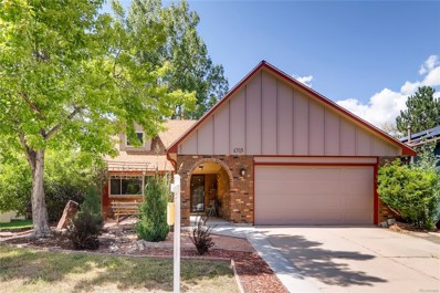 6915 S Webster Street, Littleton, CO 80128 - #: 1660182