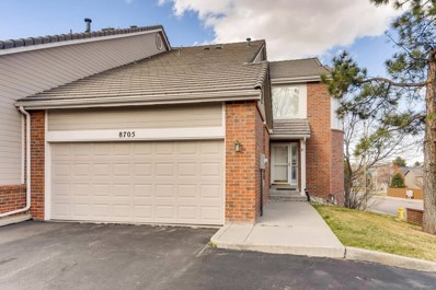 8705 Wentworth Court, Lone Tree, CO 80124 - MLS#: 1660616