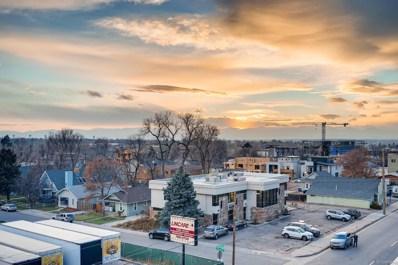 1125 E Hampden Avenue UNIT E, Englewood, CO 80113 - MLS#: 1660669