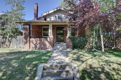 2575 Dahlia Street, Denver, CO 80207 - #: 1663407