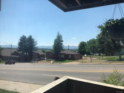 2929 W Floyd Avenue UNIT 112, Denver, CO 80236 - MLS#: 1664535