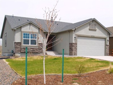 16761 Buffalo Valley Path, Monument, CO 80132 - MLS#: 1666906