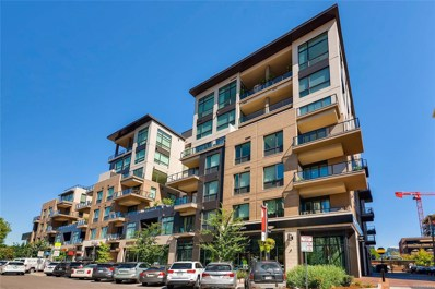 250 Columbine Street UNIT 211, Denver, CO 80206 - MLS#: 1668709