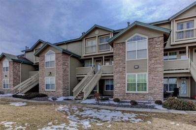 2846 W Centennial Drive UNIT G, Littleton, CO 80123 - #: 1671512