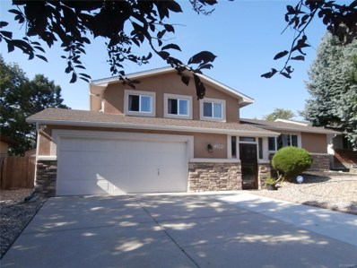 5585 Whimsical Drive, Colorado Springs, CO 80917 - MLS#: 1671982