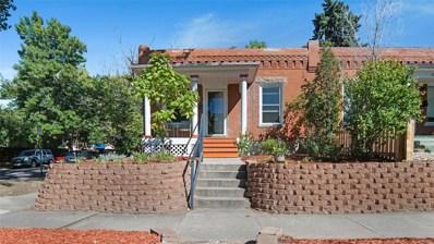 1900 S Pennsylvania Street, Denver, CO 80231 - MLS#: 1673654