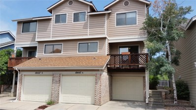 10447 W 83rd Avenue UNIT A, Arvada, CO 80005 - #: 1673803