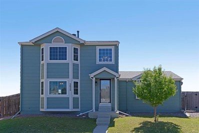5824 Whitechapel Street, Castle Rock, CO 80104 - MLS#: 1676534