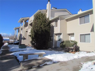 7845 Barbara Ann Drive UNIT H, Arvada, CO 80004 - MLS#: 1678384