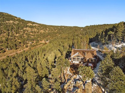 5605 S Twin Spruce Drive, Evergreen, CO 80439 - #: 1678961