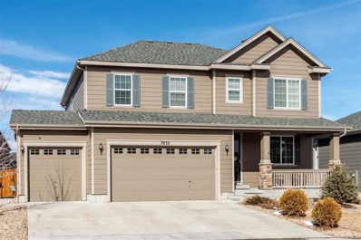 7835 Blue Water Lane, Castle Rock, CO 80108 - MLS#: 1684073