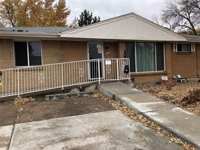 2602 E Weaver Avenue, Centennial, CO 80121 - #: 1685340