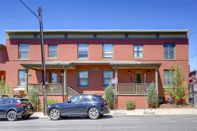 3141 Tejon Street UNIT C, Denver, CO 80211 - MLS#: 1686465