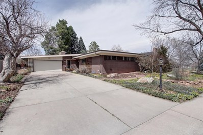 6625 E Colorado Drive, Denver, CO 80224 - MLS#: 1687259