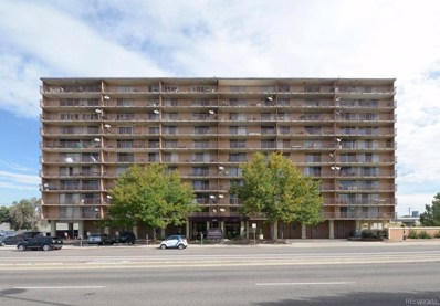 2225 Buchtel Boulevard UNIT 901, Denver, CO 80210 - MLS#: 1688507