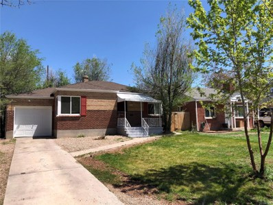 1636 Trenton Street, Denver, CO 80220 - #: 1691811