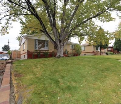 1810 S Dale Court, Denver, CO 80219 - #: 1691855