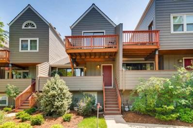 1850 22nd Street UNIT 5, Boulder, CO 80302 - MLS#: 1693143