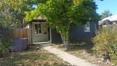 1639 Yosemite Street, Denver, CO 80220 - MLS#: 1698758