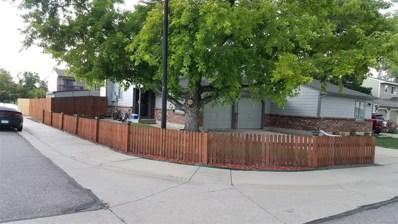 5090 E 125th Avenue, Thornton, CO 80241 - MLS#: 1700163