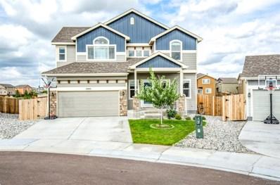 10066 Intrepid Way, Colorado Springs, CO 80925 - MLS#: 1703795