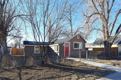 418 E Ohio Avenue, Fountain, CO 80817 - #: 1704854