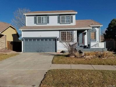 4160 Ireland Street, Denver, CO 80249 - #: 1707985