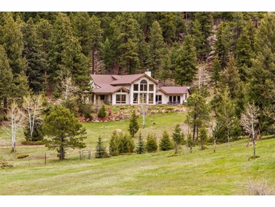 6520 Bluebell Lane, Evergreen, CO 80439 - #: 1710047