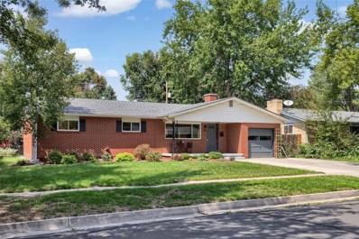 2526 Meade Circle, Colorado Springs, CO 80907 - MLS#: 1711189