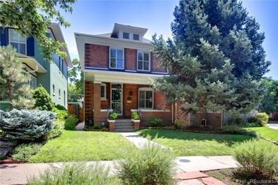 606 N Lafayette Street, Denver, CO 80218 - #: 1713717