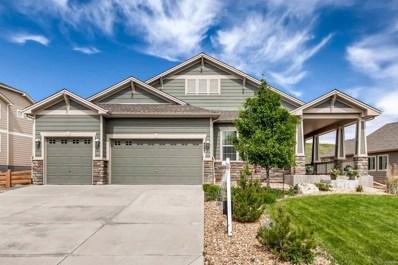 4897 Craftsman Drive, Parker, CO 80134 - MLS#: 1716198