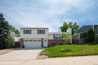 4862 S Garland Street, Denver, CO 80123 - #: 1723570