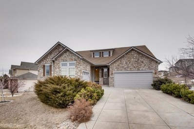 1752 Peninsula Circle, Castle Rock, CO 80104 - MLS#: 1725185