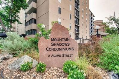 2 Adams Street UNIT 1504, Denver, CO 80206 - MLS#: 1729717