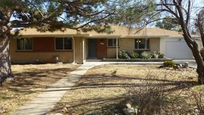 510 Dudley Street, Lakewood, CO 80226 - MLS#: 1731200