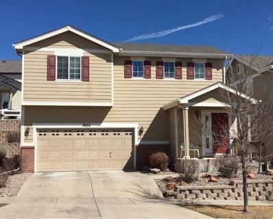 7452 Falconer View, Colorado Springs, CO 80922 - MLS#: 1732327