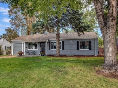 3374 S Fairfax Street, Denver, CO 80222 - MLS#: 1733896