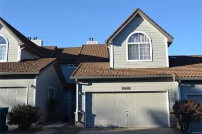 5946 S Jellison Street UNIT B, Littleton, CO 80123 - MLS#: 1734860