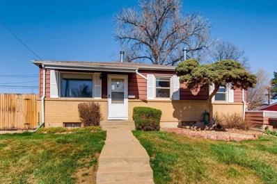 9281 Anderson Street, Thornton, CO 80229 - MLS#: 1737347