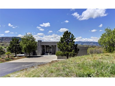3219 Castle Butte Drive, Castle Rock, CO 80109 - MLS#: 1739387