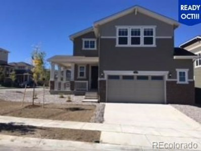 3189 Ireland Moss Street, Castle Rock, CO 80109 - MLS#: 1741084