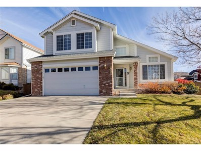 10278 Hexton Court, Lone Tree, CO 80124 - MLS#: 1746393