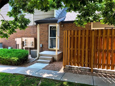 1381 W 112th Avenue UNIT A, Westminster, CO 80234 - MLS#: 1746738