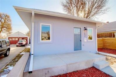152 Knox Court, Denver, CO 80219 - #: 1747684