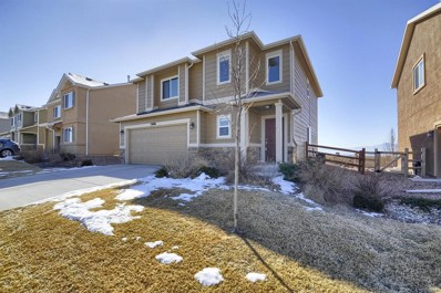 13086 Canyons Edge Drive, Colorado Springs, CO 80921 - MLS#: 1748865
